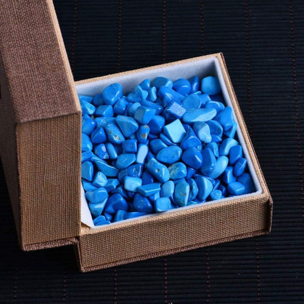 MMOO 50 g / 100 g Piedra de Cristal Natural Cuarzo Rosa Mineral de Roca Punto de reparación mágico Decoraciones Familiares pecera Piedra Pulido Regalo de Piedra