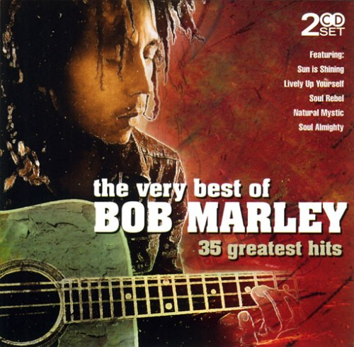 Very Best of Bob Marley-35 Greatest Hits