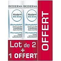 Bioderma, Set de stick Hidratante Labios 4 gr x 3