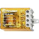 Finder Serie 27Relè commutatore a impulsi, 4sequenze, 230 V AC