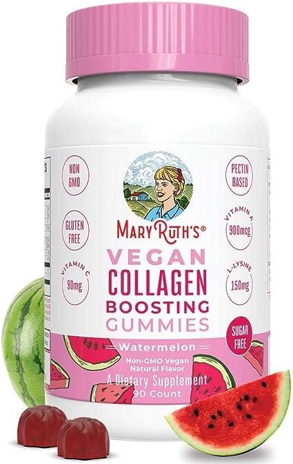 MaryRuth's Organics Vegan Collagen Boosting Gummies