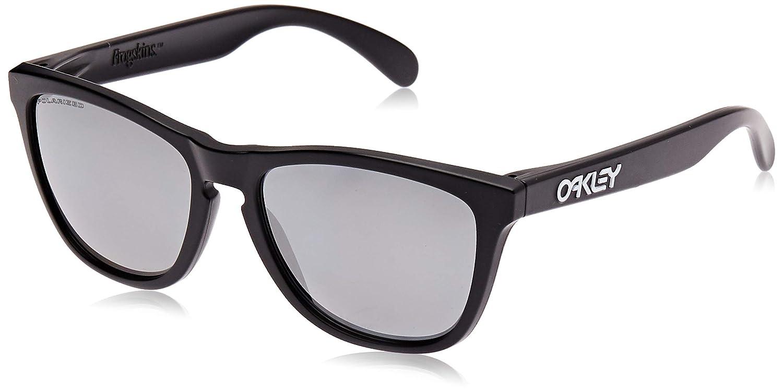 Oakley 0OO9013 Gafas de Sol, Unisex-Adulto, Matte Black, 54