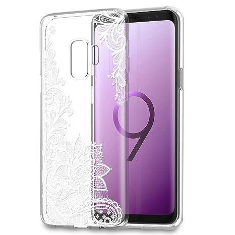 coque samsung s9 plus silicone transparent
