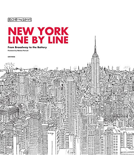 New York, Line by Line: From Broadway to the ()