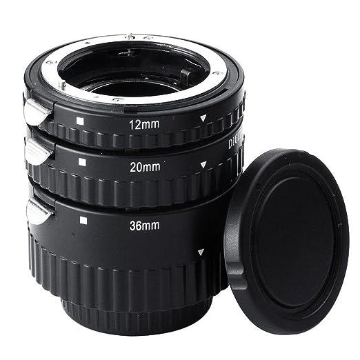 32 opinioni per Mcoplus extnp Tubo di estensione per Nikon nero