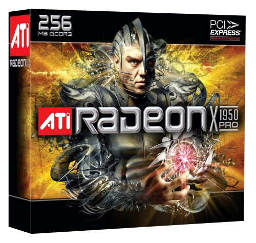 ATI Radeon X1950 Pro HD PCI Express 256MB Video Card ()