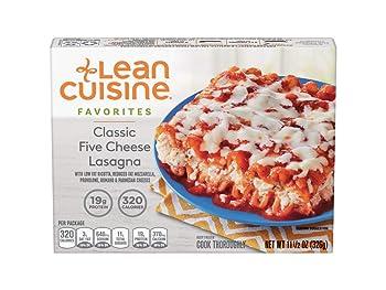 Nestle Stouffers Five Cheese Frozen Lasagna