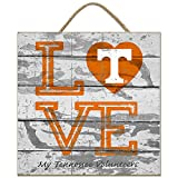 Prints Charming NCAA Tennessee Volunteers Love My Team - Square