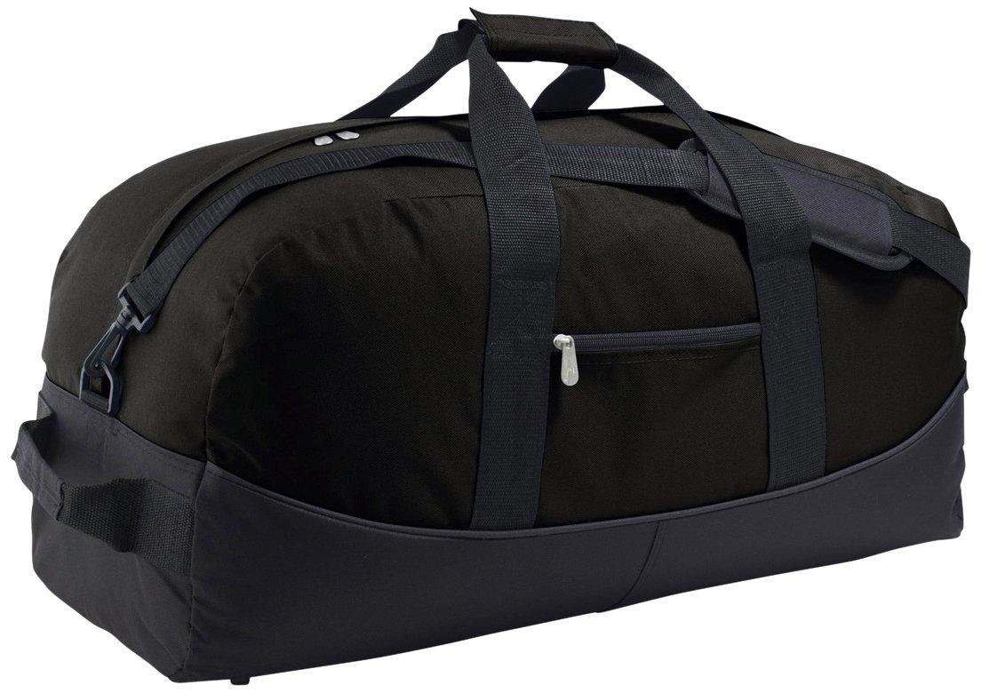 SOLS Travel Duffle Black Black - 70650