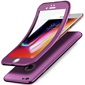 coque iphone 6 360 violet