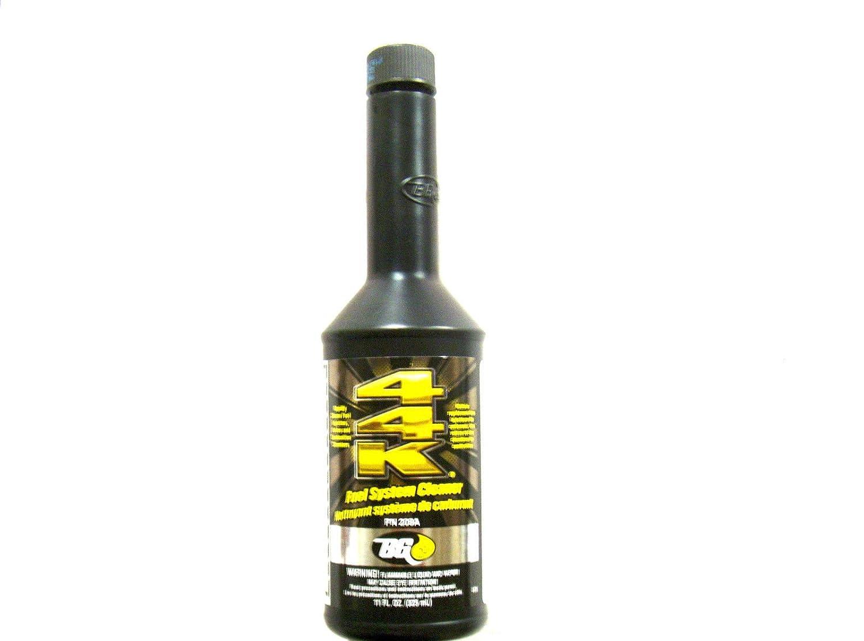 3 Pack Bg 44k Bg44k Fuel System Cleaner Power Enhancer 11 Oz Cans 20811