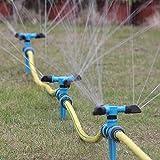 Kadaon Garden Sprinkler, 360 Degree Rotating Lawn