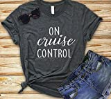 on cruise control cruise tshirt shirt womens summer shirt sun shirt sun tank beach tank ocean tank summer tank beach vacation tank summer summer birthday gift