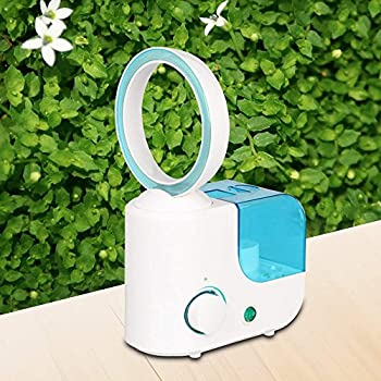 Amazon Com Youdirect Bladeless Fan Air Humidifier