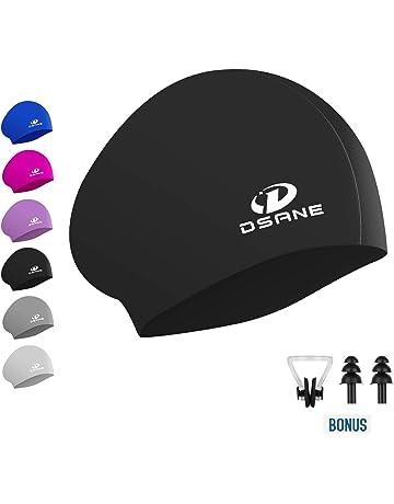 7453807e Swim Caps   Amazon.com