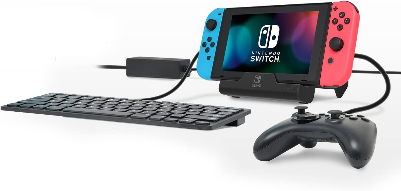 Amazon com: HORI Nintendo Switch Multiport USB Playstand