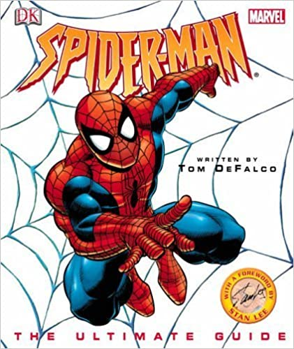 Spiderman : The Ultimate Guide (Spiderman) by de Falco, Tom (2004)