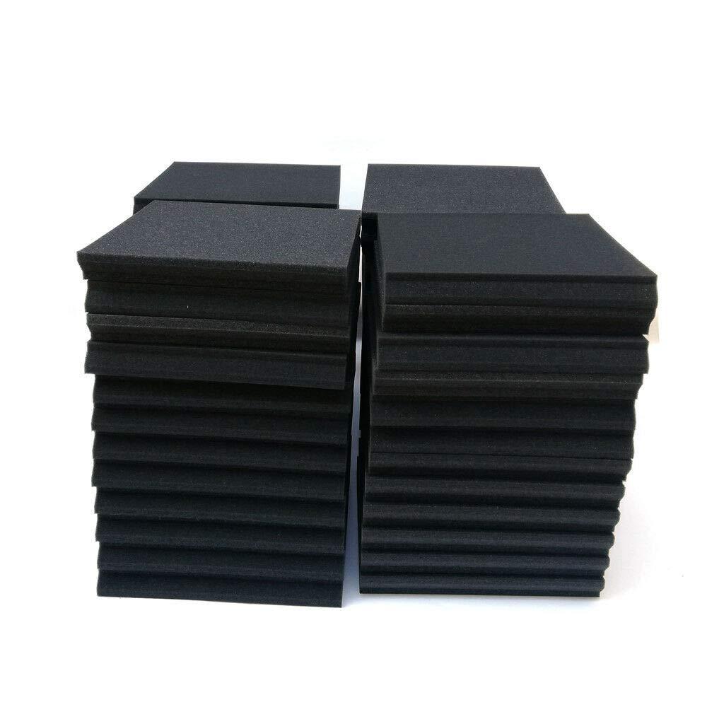 Paquete de 96 esponjas de espuma acústica para aislamiento ...