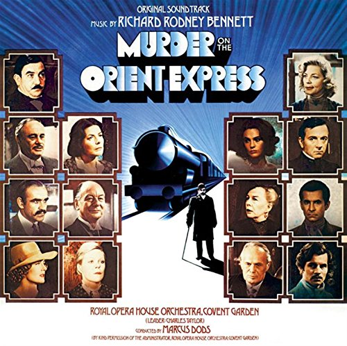 Murder On The Orient Express - Original Soundtrack ()