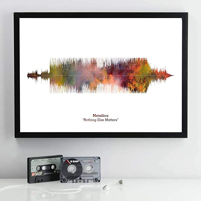Metallica Rock Music Poster Print T1394 A4 A3 A2 A1 A0 