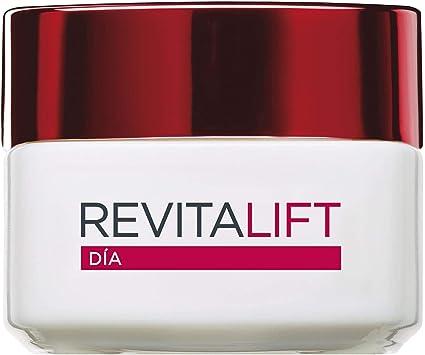LOreal Paris Dermo Expertise - Revitalift Crema de día, con Pro ...