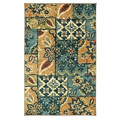 Mohawk Home Strata Gypsy Patchwork Printed Rug