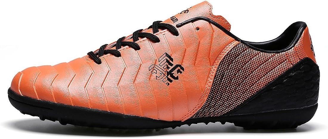 Scarpe da Calcio FG//AG Bambino e Ragazzi TF Scarpe da Allenamento Uomo Outdoor/&Indoor Scarpe da Calcetto Unisex Bambini