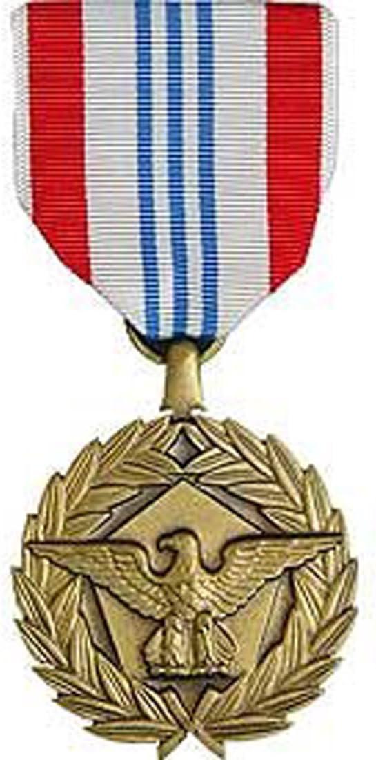Desconocido Estados Unidos EE Fuerzas Armadas tamaño Completo Medalla Militar - Defensa Servicio meritorio: Amazon.es: Deportes y aire libre
