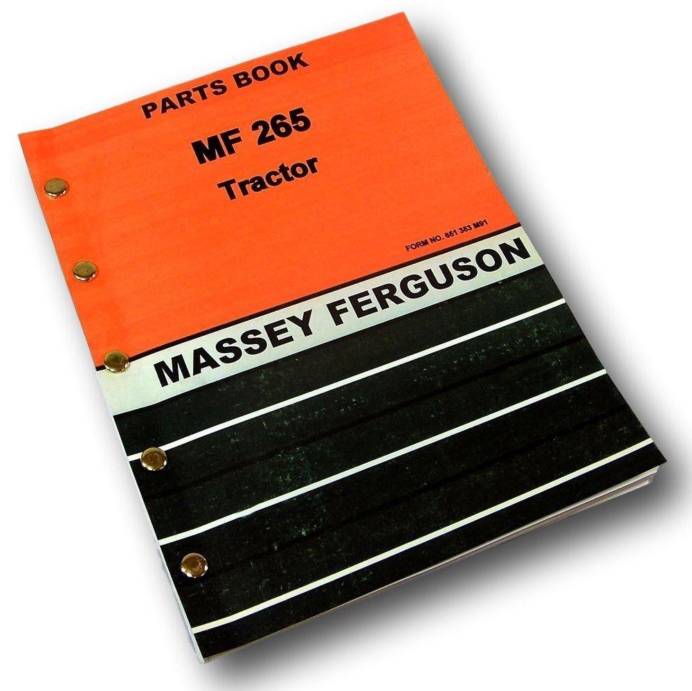 massey ferguson 1000 series tractor repair manual