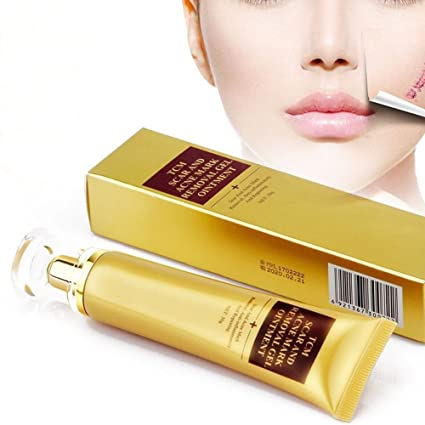 HailiCare Crème Cicatrice Réparation de la Peau Crème Gel Acné Comédon Vergeture  pour Visage Corps 30g 03103e4b805