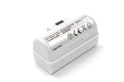 INTENSILO Li-Ion batería 5300mAh (3.6V) para Robot de Limpieza Robot autónomo