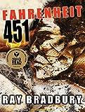 img - for By Ray Bradbury Fahrenheit 451 (Unabridged CD) [Audio CD] book / textbook / text book