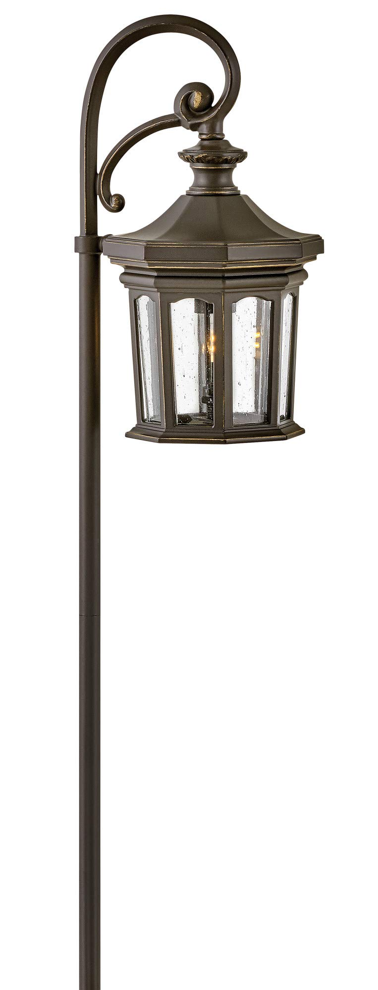 Hinkley Lighting 1513OZ 12v 18w 22'' Tall Cast Aluminum Path Light from The Raley Collection