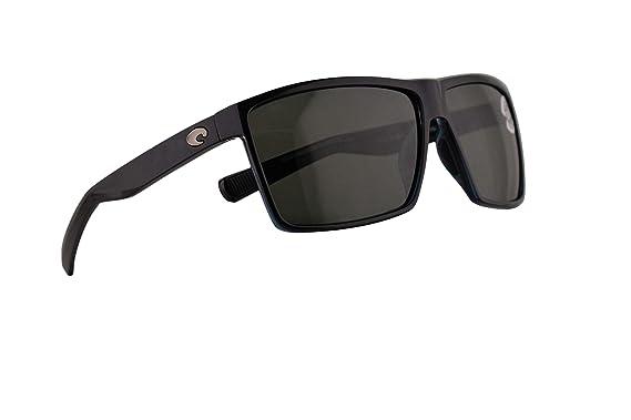 Amazon.com: Costa Del Mar Rincon Gafas de sol brillantes ...