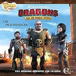 Die Drachenjäger (Dragons: Staffel 3 - Auf zu neuen Ufern 7)