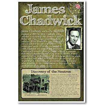 when was james chadwick born