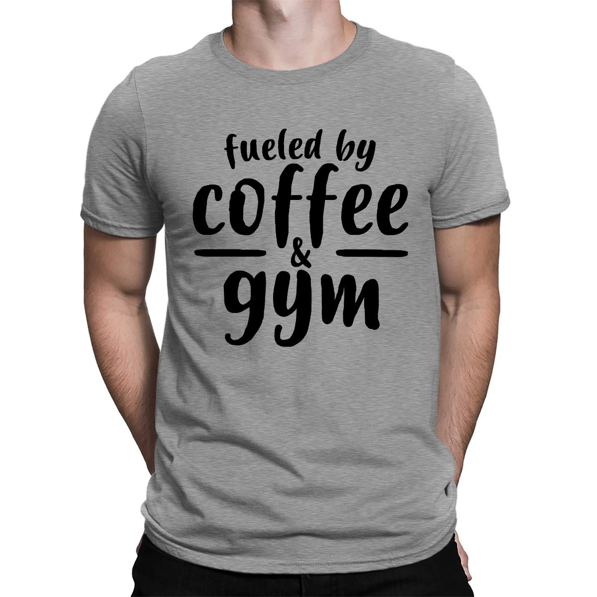 Apparel Fueled By Coffee Gym S T Shirt