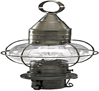 product image for Brass Traditions 620-DAC Medium Onion Post Lantern, Dark Antique Copper Finish Onion Post Lantern