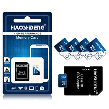 BAIYI Tarjeta de Memoria Micro SDXC Tarjeta Micro SDXC de ...