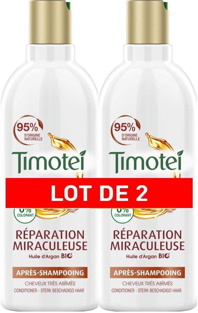 Acondicionador de reparación intensa de Timotei - Lot de 2