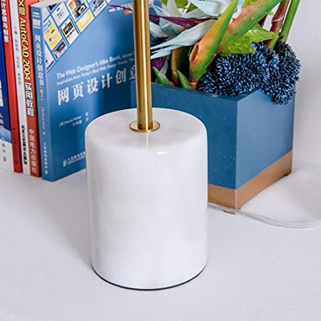 JSX Lámpara de sobremesa Minimalista Moderna, lámpara de Mesa de ...