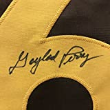 Autographed/Signed Gaylord Perry San Diego Brown