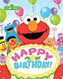 Happy Birthday! (Sesame Street Scribbles)