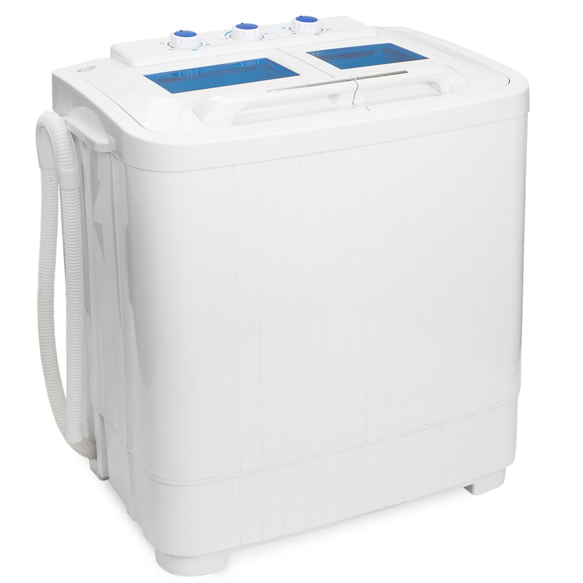 Portable Compact Washer And Spin Dry Cycle With Built In Hoover Washing Machine Motor Wiring Diagram Diagrams Pump 33l 16l Dryer Appliances
