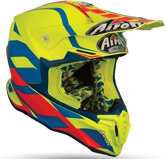 Airoh TW/_GR31/_M Cascos Azure Matt M