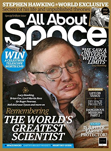 Magazines : All About Space