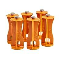 Bora Centipede 6-Piece Risers Set, Accessory for Work Stands