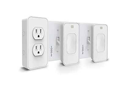 Outstanding Switchmate Snap On Smart Light Switch And Instant Smart Power Outlet Wiring Cloud Hisonuggs Outletorg
