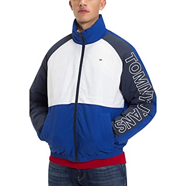 Tommy Jeans Chaqueta Oversize: Amazon.es: Ropa y accesorios
