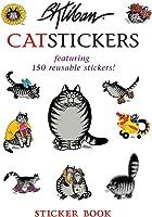 B. Kliban Cat Stickers Sticker